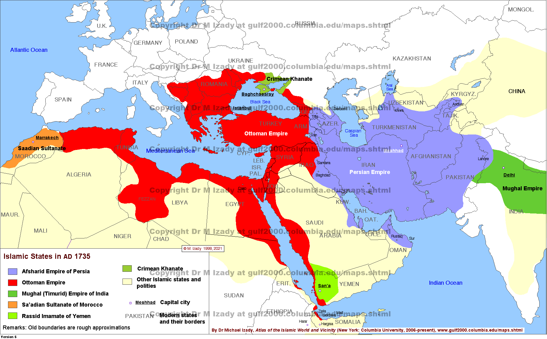 The major muslim empires and states in the year 1735 ad 1773 1099 the major muslim empires and states in the year 1735 ad 1773 1099 freerunsca Image collections