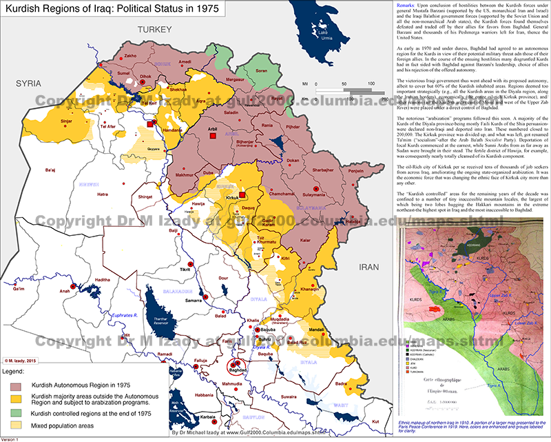 a look at the kurdish lands and its potential Since the land where the kurds live was parceled out, the governments of the four countries have been working toward assimilating citizens of kurdish origin the kurds are a people with their own language and a culture distinct from the countries they inhabit.