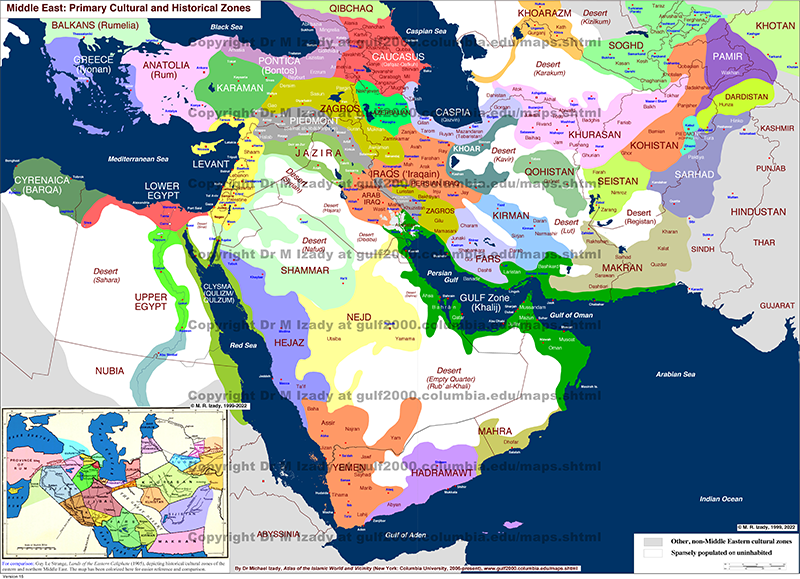 http://gulf2000.columbia.edu/images/maps/MidEast_Cultural_Historical_Zones_sm.png